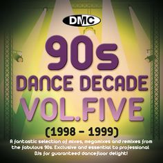 dmc dance decade 90s vol 5