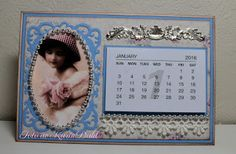 Karins-kortemakeri: Årskalender Frame, Home Decor, Calendar, Picture Frame, Decoration Home, Room Decor, Frames, Interior Design, Home Interiors