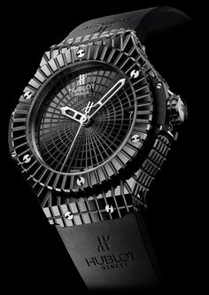 Hublot Big Bang Caviar Black Dial Automatic Mens Watch 346.CX.1800.RX $8,400 http://www.chrono24.com/en/hublot/big-bang-caviar-black-dial-automatic-mens-watch-346cx1800rx--id2255205.htm?query=hublot+Black+Caviar=Search=true=1=list=true=/search/index.htm