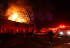 Effort started to help victims of Lakeside Apartments fire