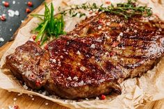 Create a steakhouse quality meal at home with this char-grilled marinated rump steak recipe which is steeped in flavour and perfect for summer BBQs Rump Steak Marinade, Rump Steak Recipes, Marinated Steak, Tomato Sauce Recipe, Sauce Recipes, Meat Recipes, Dinner Recipes, Restaurant Recipes, Beef Rump