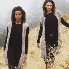 Statement Vests Are Our New Fall Staple! by in Peru. Soft Layers, Fall Staples, Peru, Vests, Knitwear, Autumn Fashion, Artisan, Elegant, Handmade