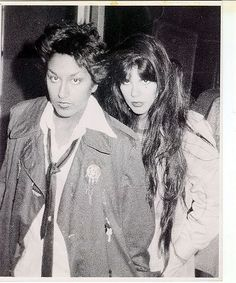 Alice Bag & Pat Bag (aka Patricia Morrison, aka Patricia Vanian), dear friends for over 40 years and The Bags co-founders, as photographed in 1977 by Gilbert Leos. They had both auditioned for Kim Fowley's post-Runaways project and his attempt to. Pretty People, Beautiful People, Beautiful Things, Kim Fowley, Patricia Morrison, Proto Punk, Alice Bag, Teddy Girl, The Love Club