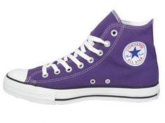 converse high tops purple