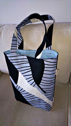 Sewing so sweet...: ECO Torba na zakupy - jak uszyć?