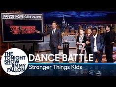 Rockettes' Pick for Dancer of the Week: Stranger Things Kids Dance Battle It Out With Jimmy Fallon | The Rockettes