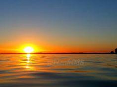 Afbeeldingsresultaat voor schilderij ondergaande zon