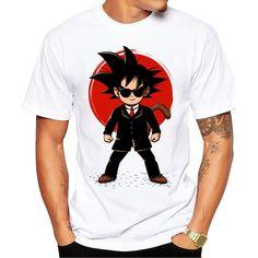 c9122708f Dragon Ball Z Clothing NZ - Free Shipping Worldwide Goku T Shirt, Design T  Shirt