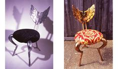 Angel Chair in Aluminium and Bronze Art Furniture, Furniture Design, Wing Chair, Victoria And Albert Museum, My Dream Home, Art Museum, Bronze, Angel, Inspiration