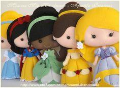 Princesas - Apostila PDF by Mamma Mia Handmade, via Flickr