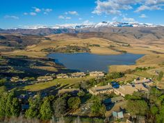 Set in the central Drakensberg