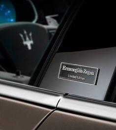 Maserati Quattroporte Ermenegildo Zegna limited edition: il top del made in Italy