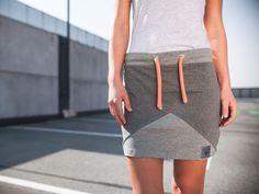 eisbörg Rock tobiasritz photography #streetwear #fashion #design #triangel #tangerine #skirt