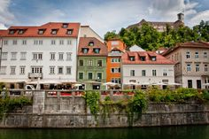 Things to do and see in Slovenia's capital: sites, attractions, coffee shops, and restaurants