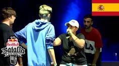 2ª Prueba - La Última Oportunidad. Red Bull Batalla de los Gallos. España 2017 -   - http://batallasderap.net/2a-prueba-la-ultima-oportunidad-red-bull-batalla-de-los-gallos-espana-2017/  #rap #hiphop #freestyle