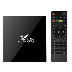 Zenoplige X96 TV Box Android 6.0 Marshmallow Amlogic S905X 64bit Quad Core 2G 16G Google Play préinstallée Ultra HD 4K 60fps H.265 avec WiFi DLNA Streaming Media Player Smart Set Top Box: Amazon.fr: High-tech
