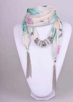 Beautiful scarves for spring