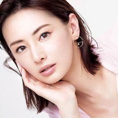Keiko Kitagawa, Beauty Photography, Cute Girls, Face Makeup, Make Up, Hoop Earrings, Cosmetics, Asian Models, Hair
