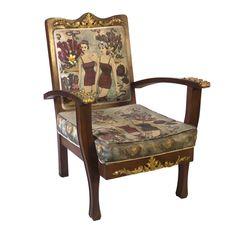 Steven Cohen Bathing Beauty Chair