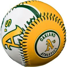 Oakland Athletics Throwback Helmet