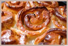 Hausgemachte Zimtrollen ohne künstliche Inhaltsstoffe oder unnötige Zusätze. ***by: www.missmomypenny.de*** Homemade cinnamon rolls with natural and pure ingredients only