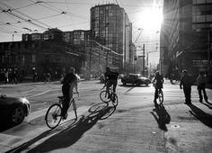 Toronto - bike city