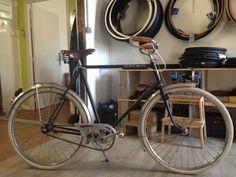 Stationary, Bicycle, Bike Frame, Vintage Cycles, Color Pop, Bike, Bicycle Kick, Bicycles