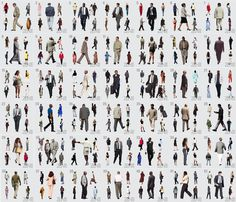 People Cutout, Cut Out People, Photoshop Rendering, Photoshop Elements, Architecture Panel, Architecture Drawings, Landscape Architecture, Silhouette Cameo, Render People