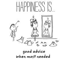 #good advice