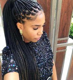 Black braided hairstyles 781867185292651388 - 70 Box Braids Hairstyles That Turn Heads Box Braids Hairstyles For Black Women, Black Girl Braids, African Braids Hairstyles, Braids For Black Hair, Girls Braids, Toddler Hairstyles, Hairstyle Short, Dreadlock Hairstyles, School Hairstyles