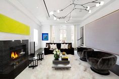 Luxury Experiences and Fine Living! Apartments For Sale, Luxury Apartments, Upper East Side, Condominium, Furniture Decor, Townhouse, Property For Sale, Living Room, Comfy Couches