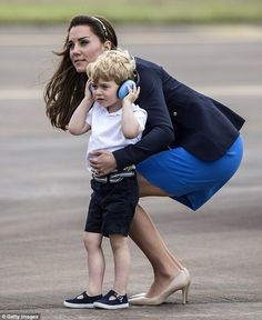 Kate proves the shoe is both stylish and practical and has continued to wear them as a han...