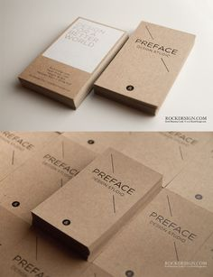 Crative and simple cards #businesscards #branding