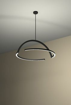 2D LED PENDANT AND JOIN TABLE BY DING3000 | ELLE Decoration NL