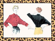 Vintage 1951-BATWING BLOUSE-Sewing Pattern-Two Styles- Jaunty Neckline Tie-Bow-Cuffs-Dart Fitted Waist-Uncut-Size 16-Rare by FarfallaDesignStudio on Etsy