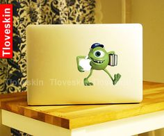 Decal for Macbook Pro, Air or Ipad Stickers Macbook Decals Apple Decal for Macbook Pro / Macbook Air 26595