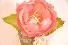 Flower from Cricut Giant Flower cartridge