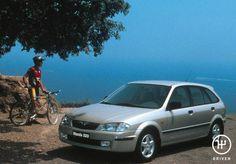 2000 Mazda 323f Cars