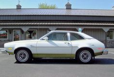 Ford Pinto...epic. My grandfather had one of these and he would pretend it was a sports car!!!!