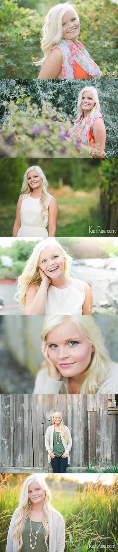 Gorgeous Portland senior session. Portland Senior Photographer | Kari Rae Photography