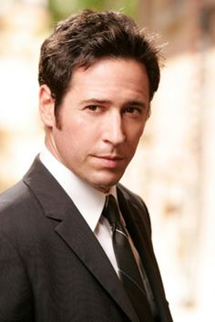 Rob Morrow as Agent Donn Eppes on Numb3rs. This character/actor was the original inspiration for Rich.