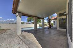 Mountainview Ranch Scottsdale Arizona-  Covered Patio