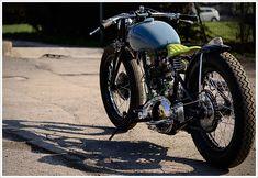 '39 Triumph 3HW Bobber – B.R. Moto | Pipeburn.com