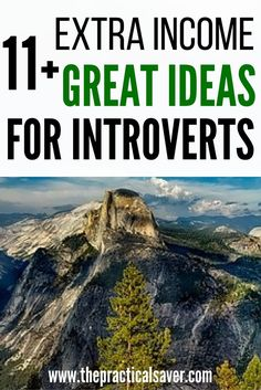 Are you an introvert and looking for side hustles or jobs that will earn you extra money. This post details some of the jobs that are fit for introverts like me. You can do these jobs even without going out of your house. This could be a money machine for you. #income #money #investment