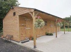 Stables & Hay Barn