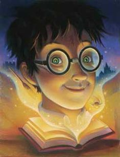 July 31 - Happy Birthday Harry Potter!