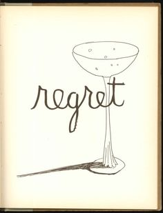 Man Ray. 1948. Alphabet for adults. Beverly Hills [Calif.]: Copley Galleries. Regret. RB N7433.3.R39 1948