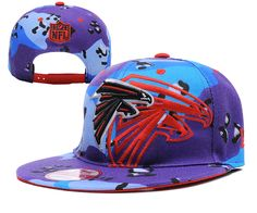 c0156c2e815 Atlanta Falcons NFL Snapback Hat 16 Falcons Football