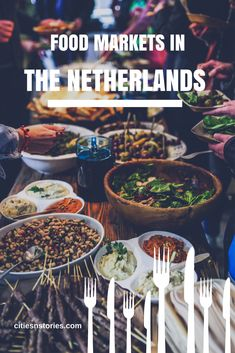 Explore food markets in The Netherlands, now on Cities 'n Stories! Cities In Europe, City Life, How To Introduce Yourself, Netherlands, Traveling By Yourself, Marketing, Travel Tips, Ethnic Recipes, Blog