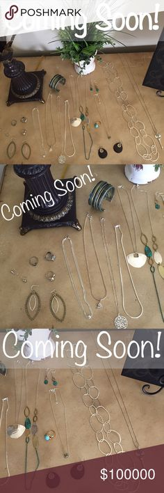 2ND RELEASE 7PM EASTERN 7.15.2016 RELEASING PIECES THROUGHOUT THE WEEK: SECOND RELEASE- 7.15.2016 AT 7PM EASTERN!! COME & GET YOUR 925 STERLING SILVER!!  !! SHIP NEXT DAY !! * Silpada, Genuine, 925 Sterling, Nickle Free, Jewelry, Rings, Necklaces, Earrings, Pendants, Cuffs* Jewelry